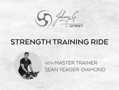 Strength Training Ride – Sean Yeager Diamond