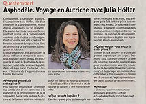 Article presse Gletarn Télégramme