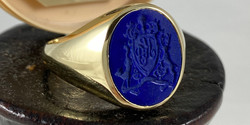 Lapis stone seal engraved.jpeg