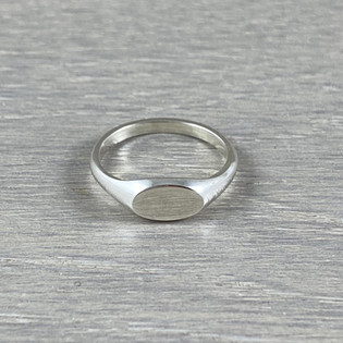 SMALL OBLONG OVAL