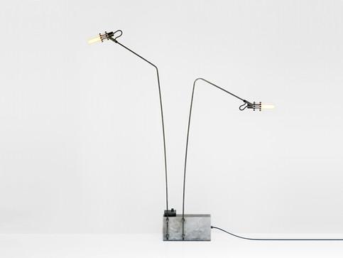 Alar Double-Stem Floor Lamp