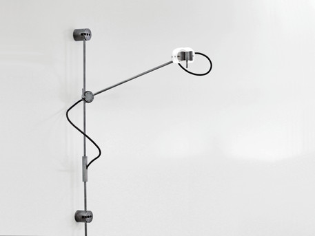 Lamp 18 Articulating Wall Lamp