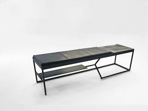 Grey-Bird Bench