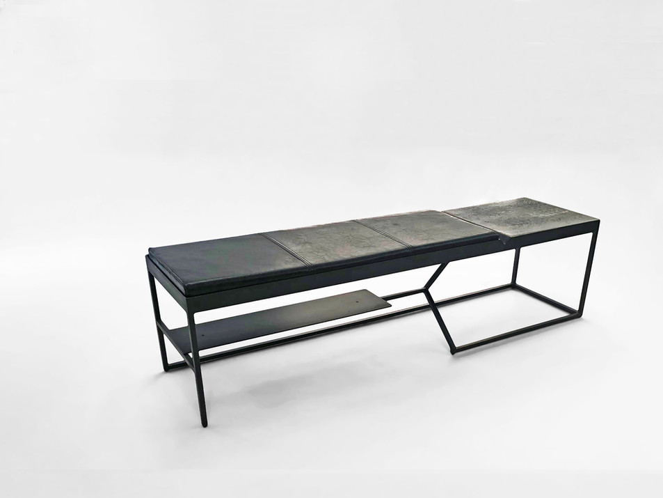 Grey-Bird Bench