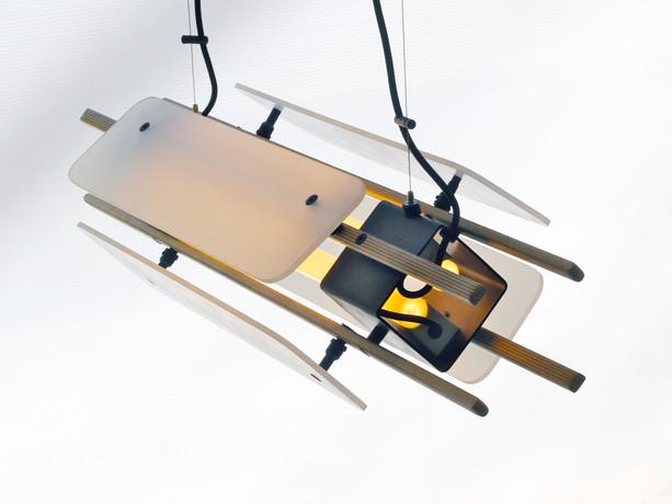 Aileron Suspension Lamp