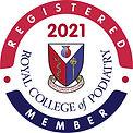 Royal College Of Podiatry Member