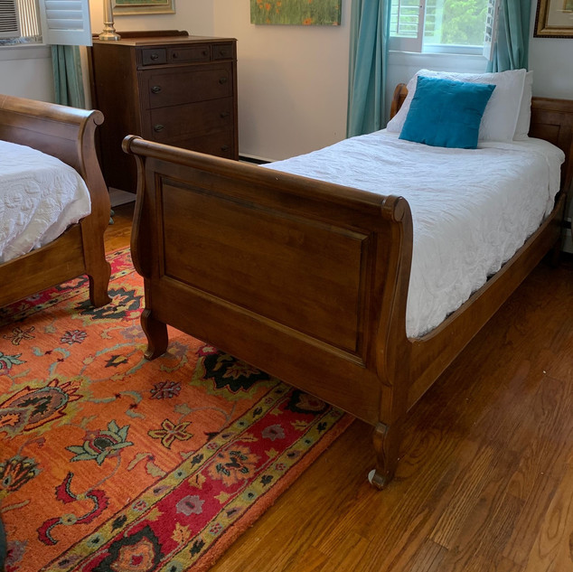 Sleigh Beds in double south