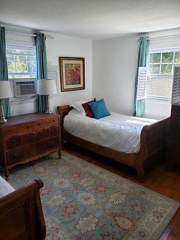 Sober House Bedroom