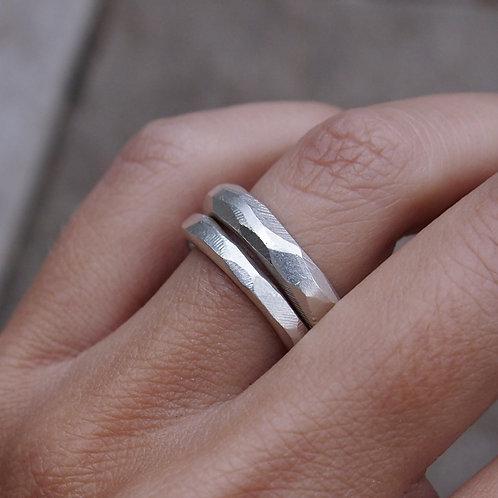 Gravel chunky rings