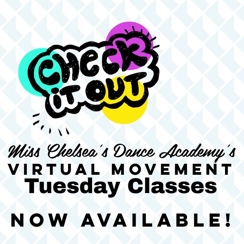 New Tuesday Class Videos