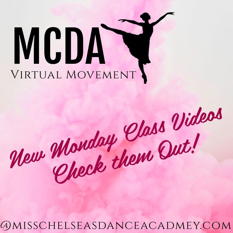 New Monday Classs Videos are Up!