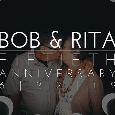 Bob & Rita's 50th Anniversary