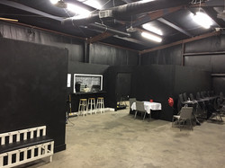 Inside View of Set