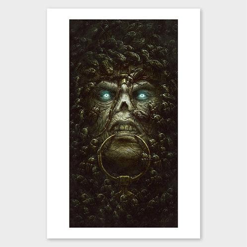 Primeval King - Print