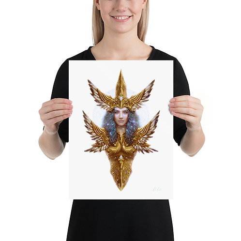 Goddess Of Salvation - Print
