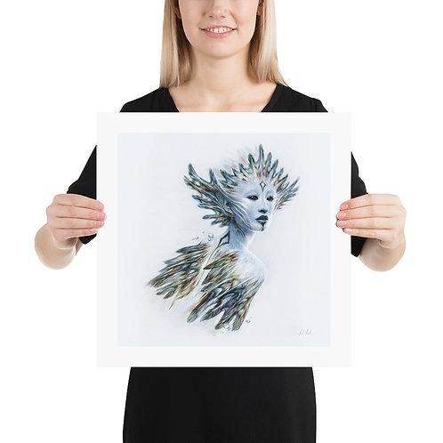 Mermaid - Print