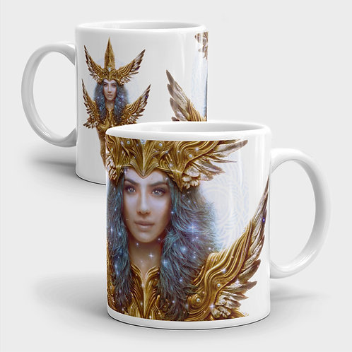 Goddess Of Salvation - Mug