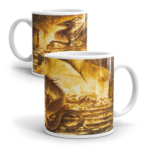 Smaug The Magnificent - Mug