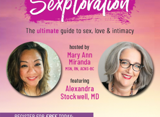 Sexploration—for real!