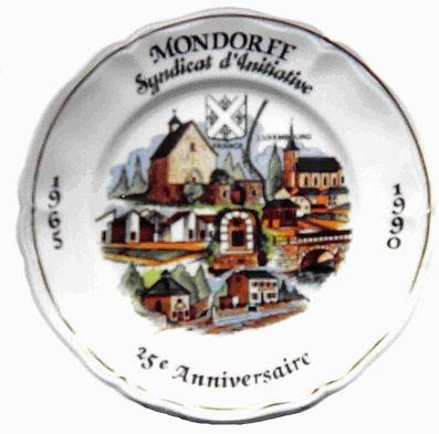 Mondorff (F) - Mondorf les Bains (L) / LALAM