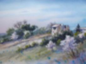 Véronique-Albert-Peinture-Aquarelle-Aman