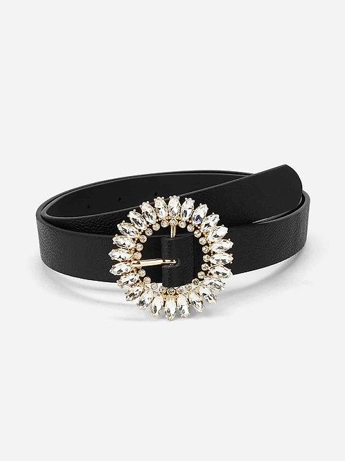 Glitzy in Stones Fashion Belt