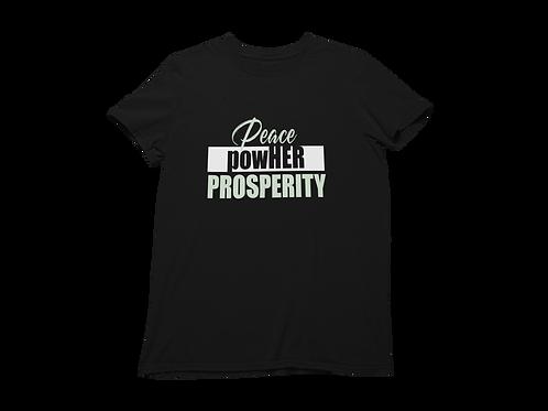 Peace PowHER Prosperity