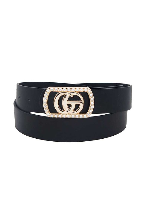Gucci-Like Gorgeous Buckle Belt