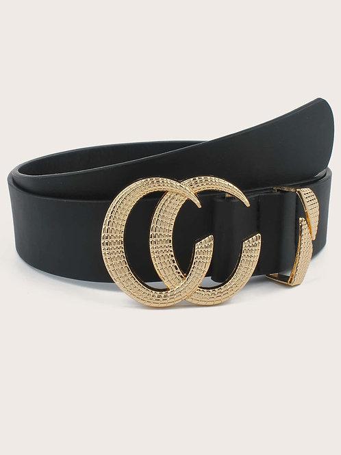 Double Bold Stunning Belt