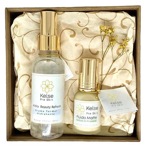 Kit Kristen - hidratação e controle da oleosidade