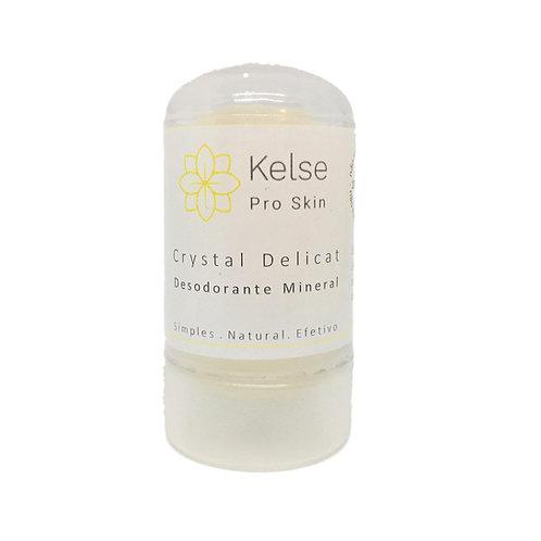 Crystal Delicat Desodorante Mineral - 60g