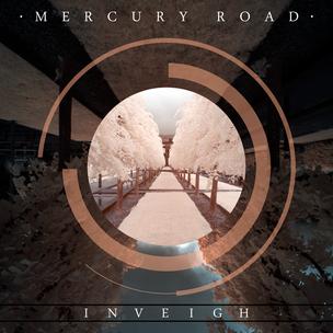 Coverdesign for modern metal band Mercury Road