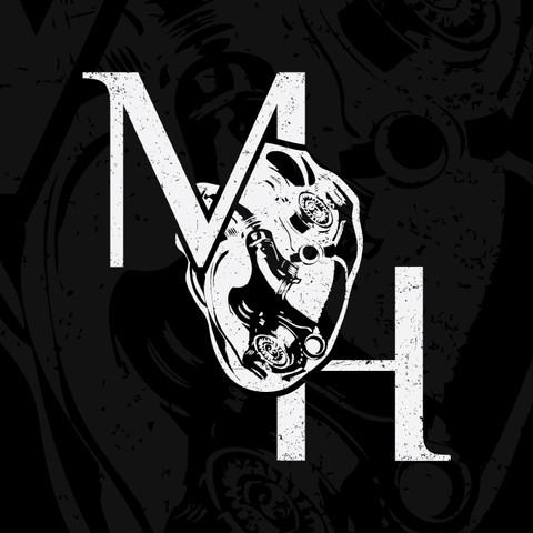 Logodesign for modern metal band Mechanical Heartbeat