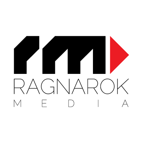 Logodesign for Ragnarok Media