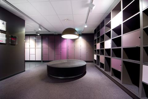 Interior photograhy, company commission