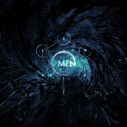 Coverdesign for modern metal band Fretmiden