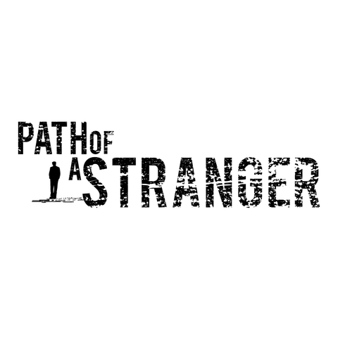 Logodesign for modern metal band Path Of A Stranger