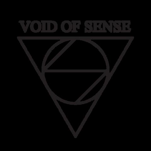 Logodesign for modern metal band Void Of Sense