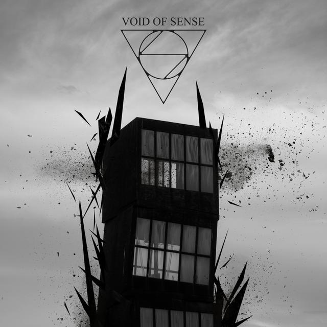 Coverdesign for modern metal band Void Of Sense