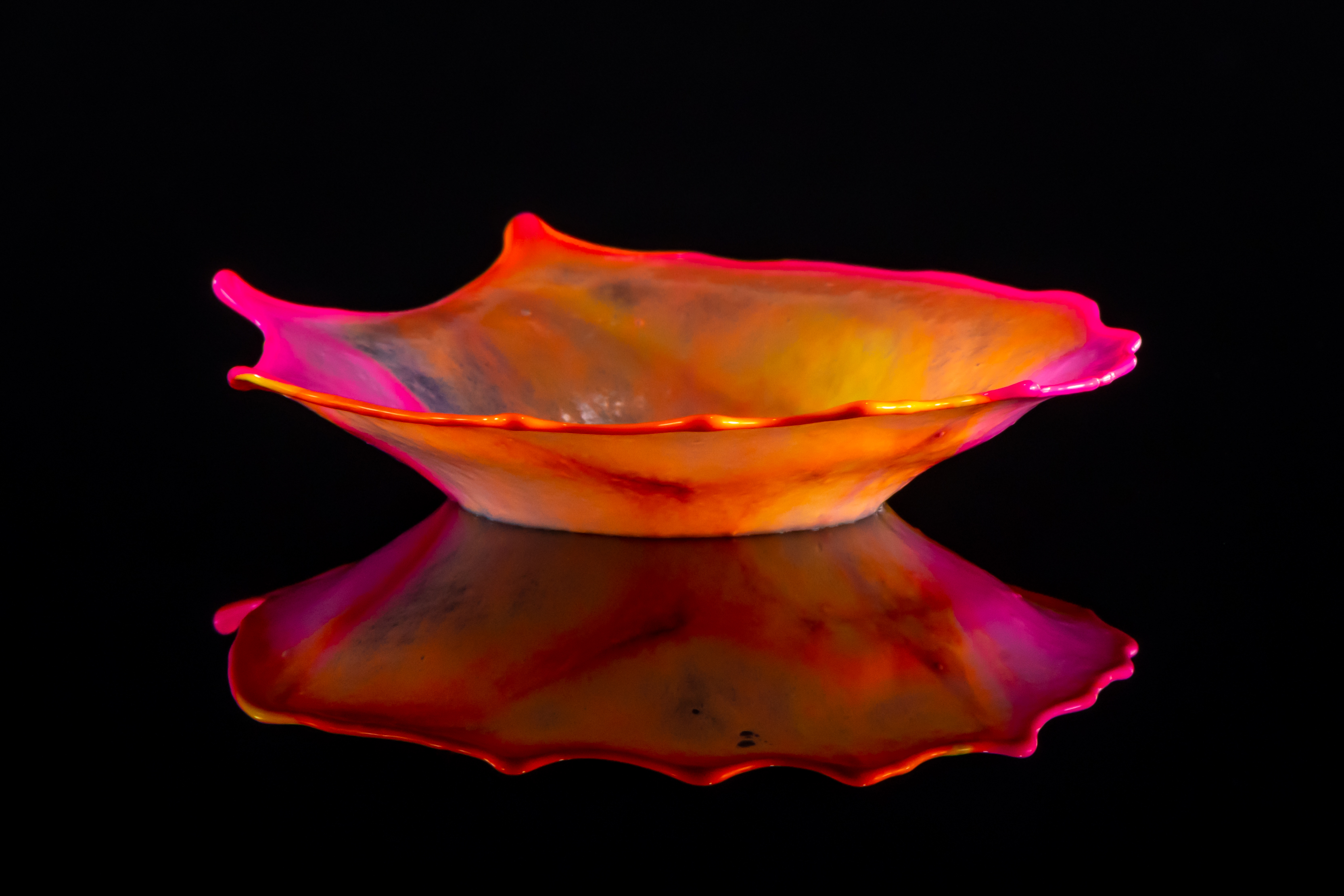 Liquid Sculpture Photography