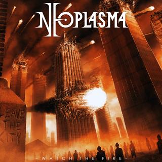 Coverdesign for modern metal band Neoplasma