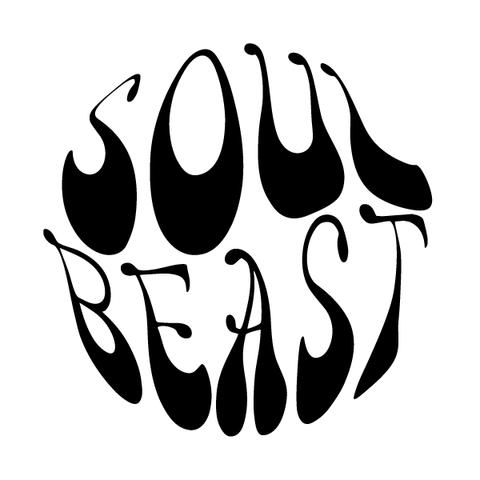 Logodesign for funk band Soul Beast