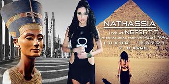 nathassia, nefertiti, luxor, nefertiti festival, egypt