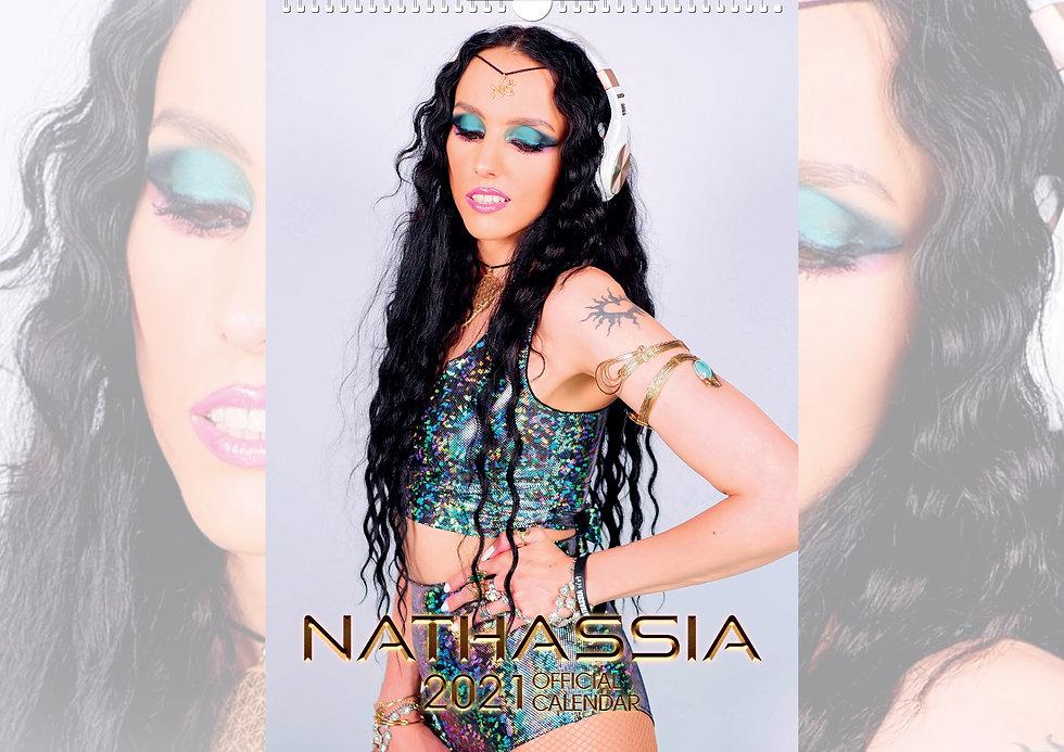 Nathassia 2021 Calendar