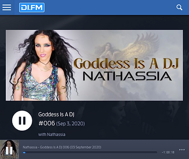 Goddess Is A DJ - DiFM Screenshot Show 0