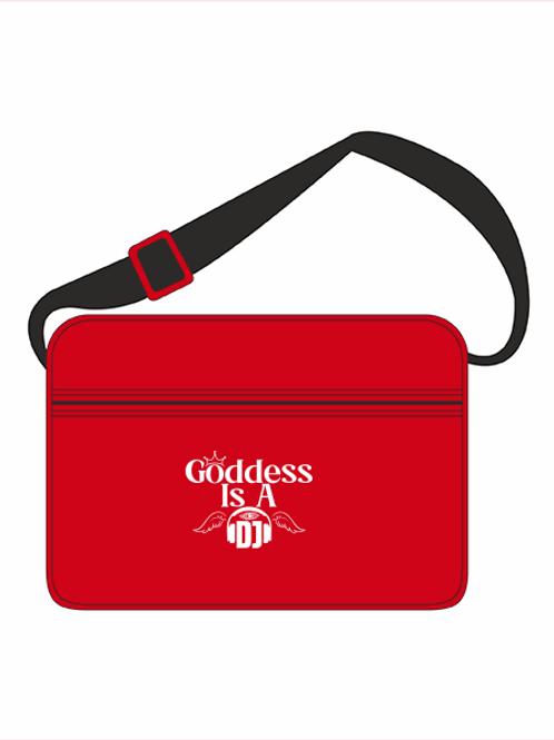 Goddess Is A DJ Hand Bag