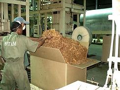 Filière tabac Madagascar-carton sortie presse