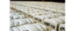Filière coton Guinée Bissau-balles UGA en attente