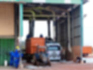 filières agricoles -usine egrenage coton à Diapaga-Burkina Faso