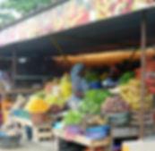 filières agricoles-Marché vallon-Abidjan